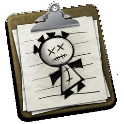 VoodooPad Logo